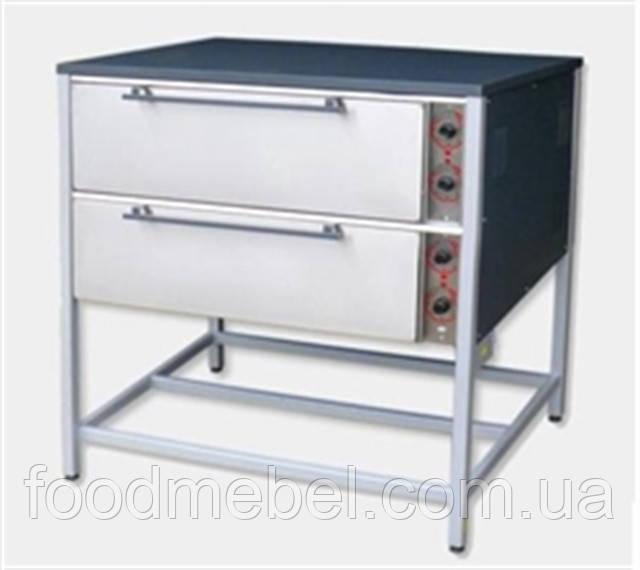 Шкаф пекарский двухкамерный ШПЕ 2 Н