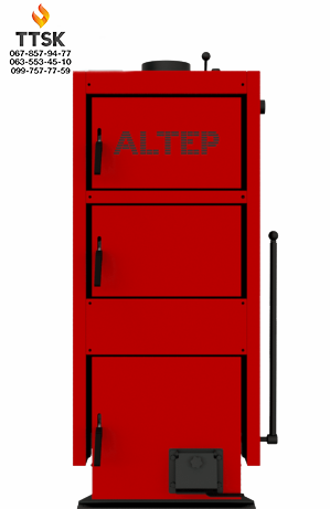 Котлы длительного горения Altep КТ- 1Е- NM (Альтеп КТ- 1Е- НМ) мощностью 33 кВт