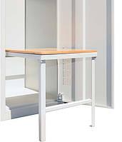 Откидная скамейка для одежного шкафа СГ модель 7