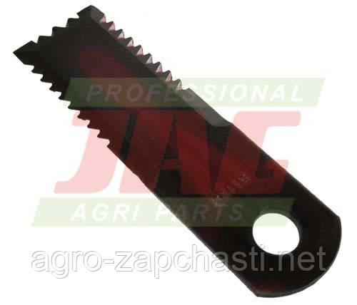 Нож измельчителя комбайна New Holland - 175мм [Rasspe]