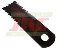 Нож измельчителя комбайна New Holland - 175мм [Rasspe], фото 1