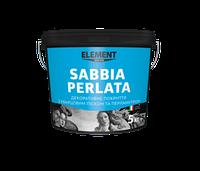 Sabbia Perlata - Декоративне покриття з кварцовим піском та перламутром