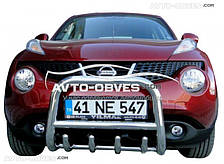 Штатный кенгурятник для Nissan Juke 2010-2014, Ø 60 мм