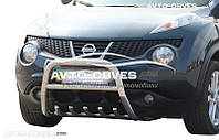 Кенгурятник Nissan Juke 2010-2014