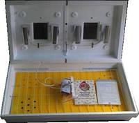 Инкубатор бытовой ламповый Рябушка-2 на 130 яиц (электронный терморегулятор), фото 1