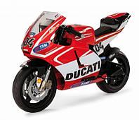 Детский электромобиль-мотоцикл Peg-perego Ducati GP
