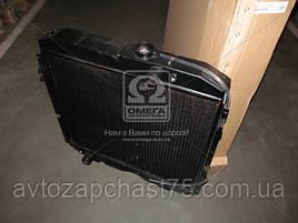 Радиатор Паз 3205 (3-х рядный, медно-латунный) производитель Дорожная карта, Харьков