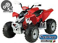Детский электромобиль-квадроцикл Peg-perego Polaris Outlaw