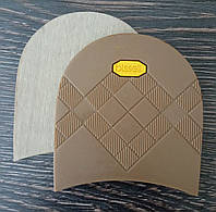 Набойки формованные BISSELL арт. RB-613 цвет тропик (желтый логотип)