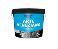 Arte Veneziano - Класична венеціанська штукатурка