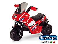Детский электромобиль Peg-perego Ducati Desmosedici