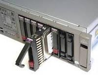 Замена жесткого диска в сервере