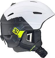 Горнолыжный шлем Salomon Ranger C Air White/black Mat (MD)