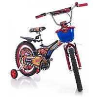 Детский двухколесный велосипед Mustang Pilot Тачки 12 дюймов колеса ***