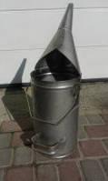 Мерный цилиндр (ведро) для нефтепродуктов 10л. Мерник с ручкой для ГСМ, фото 1