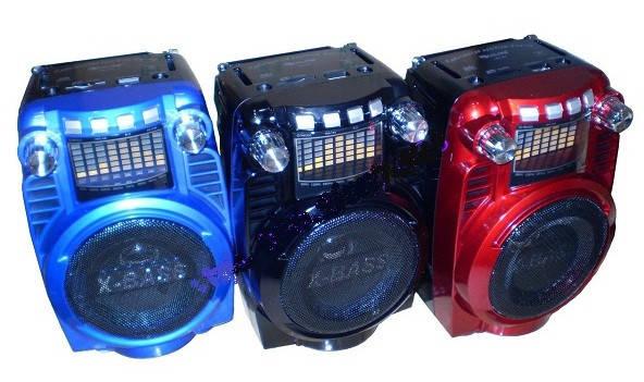 Радио Golon RX-X5. FM-радиоприемник Golon, вход Aux/караоке, USB-разъем., фото 2