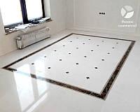 Підлога мармурова (Thassos Commercial), фото 1