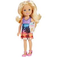 Кукла Челси на тропе щенков / Barbie Chelsea Puppy Chase DMD96, фото 3