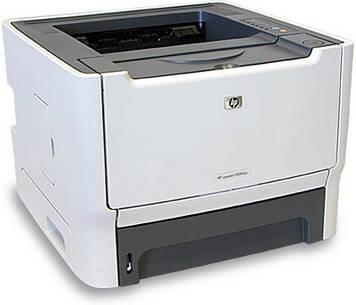 Лазерный принтер HP LaserJet 2015, А4, бу