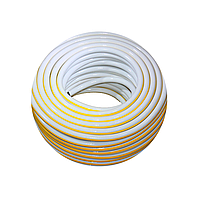 Шланг газовый белый 9 мм 50 м Evci Plastik