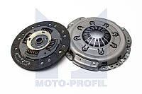 Комплект сцепления (корзина и диск, d=240mm) на Renault Master II 1.9dCi 2001->2006 LuK (Германия) 624331209