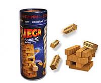 Настольная игра Vega Джанга, Башня. Danko Toys