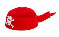 Карнавальная Шляпа Головной Убор Бандана Пирата для Вечеринки