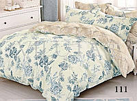 """Комплект постельного белья """"Viluta"""" твил-сатин Евро №6 Вилюта № 111"""