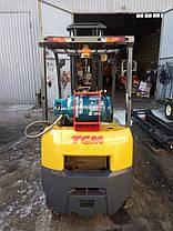 Погрузчик газовый TCM , фото 2