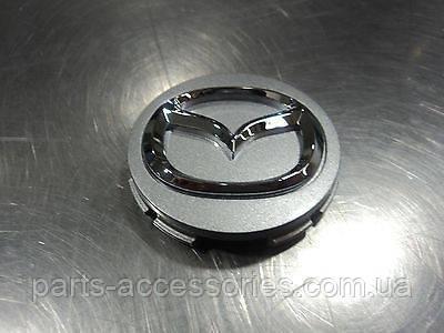 Mazda RX-8 RX8 2004-11 серый колпачок в диск Новый Оригинал