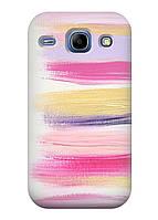 Чехол Samsung Galaxy Core Duos I8262/8260 - Пироженки