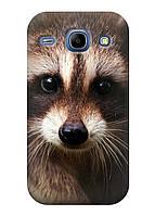 Чехол Samsung Galaxy Core Duos I8262/8260 - Енот