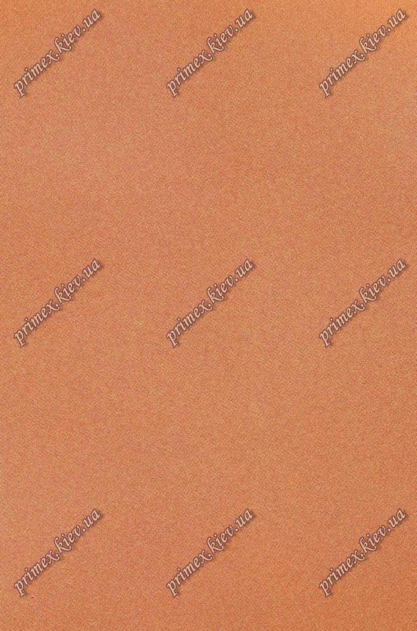"""Высоковрсный килим Шаггі """"Гладь"""", колір помаранчевий"""