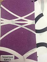 Тканинні ролети Геометрія/тканевые ролеты Геометрия