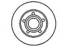 BENDIX561247B Тормозной диск