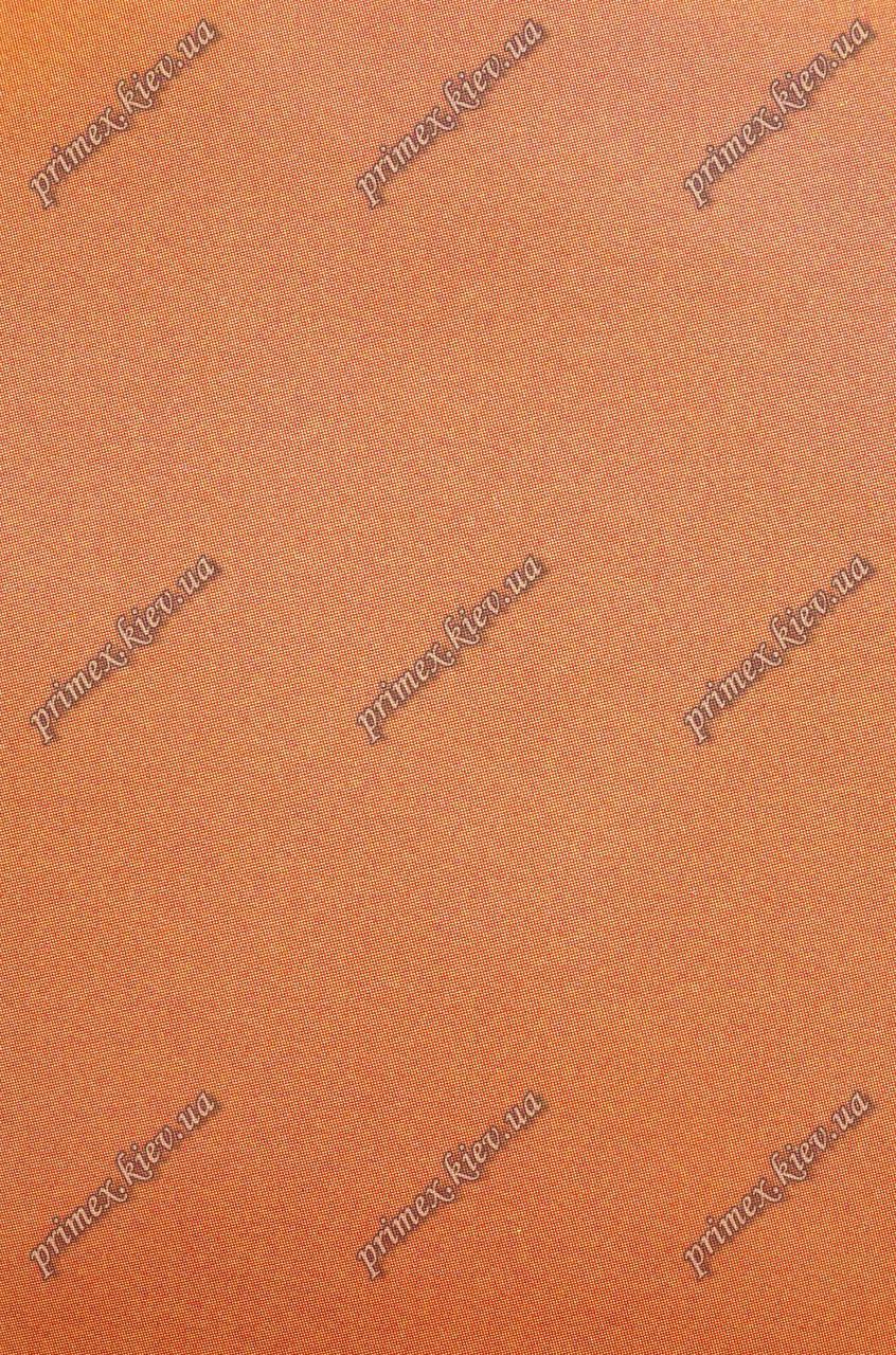 """Высоковрсный килим Шаггі """"Гладь"""", колір оранжево-коричневий"""