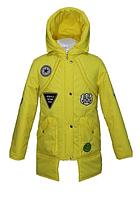 Куртка демисезонная, ветровка для девочки Сьюзи