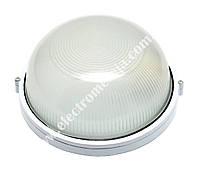 Світильник 100W круглий білий SL-1201