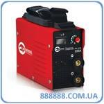 Инвертор сварочный 9.6кВт 30-250А электрод 1.6-5.0мм кейс DT-4125 Intertool