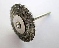 Щетка дисковая стальная 25х2х3мм