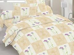 Комплект постельного белья полуторный бязь  - 20-0714 Beige