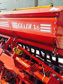 Сеялка зерновая СЗ 3,6