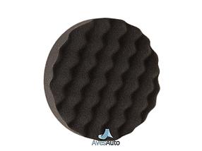 Полировальный круг рифленый мягкий - 3M Perfect it™ III Hookit™ 150 мм. черный (09378), фото 2