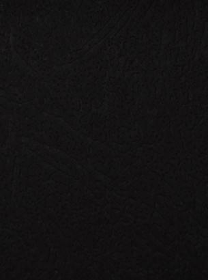 Дизайнерский картон Vivaldi Black Re.Deri с тиснением кожа, черный, 270 гр/м2