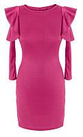 Платье № 3263S малиновый