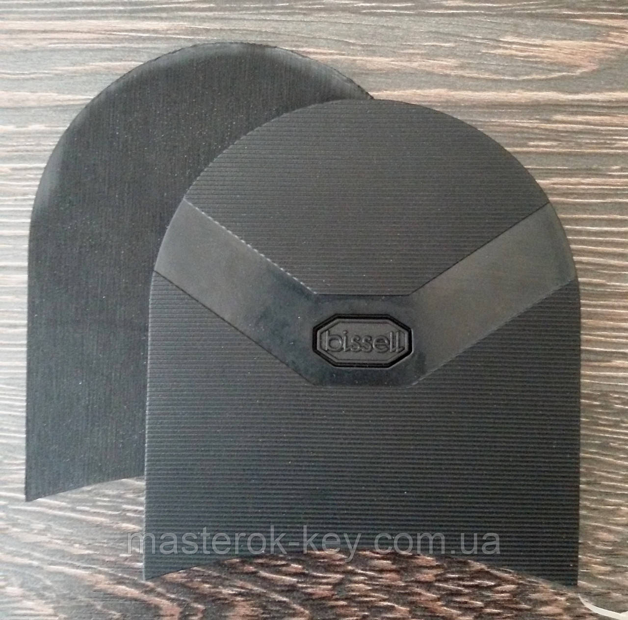 Набойки формованные BISSELL арт. RB-620 цвет черный