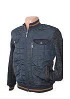 Демисезонная мужская  куртка VITOL-2 синий