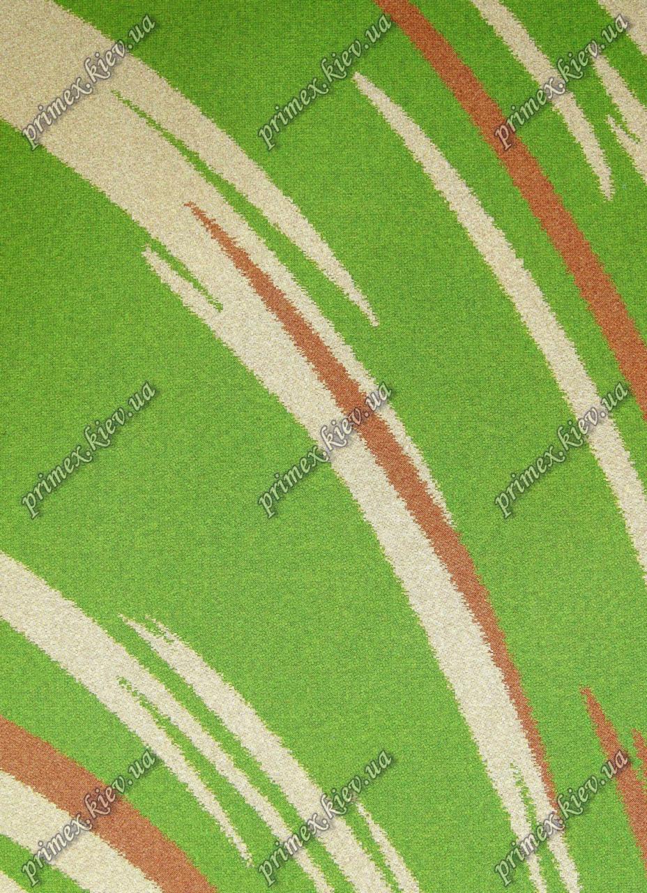 """Высоковрсный ковер Шагги """"Дыхание"""", цвет зеленый"""