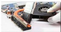 Профилактика системы охлаждения сервера/Замена кулера в сервере