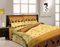 Комплект постельного белья Евро бязь -3852/1 Египетская кош
